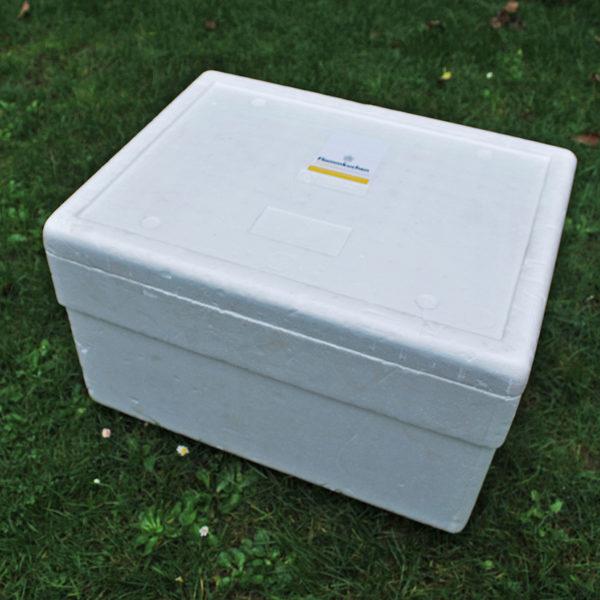 Kleine Thermobox