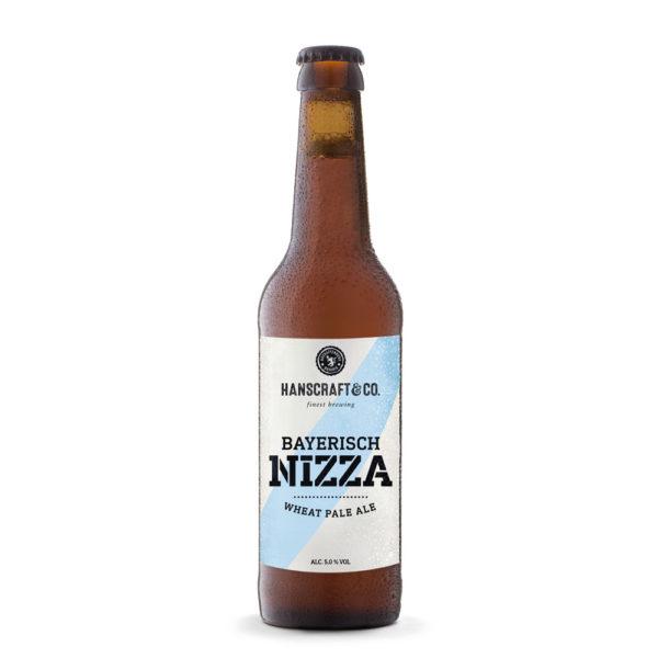 Bayerisch Nizza – Wheat Pale Ale