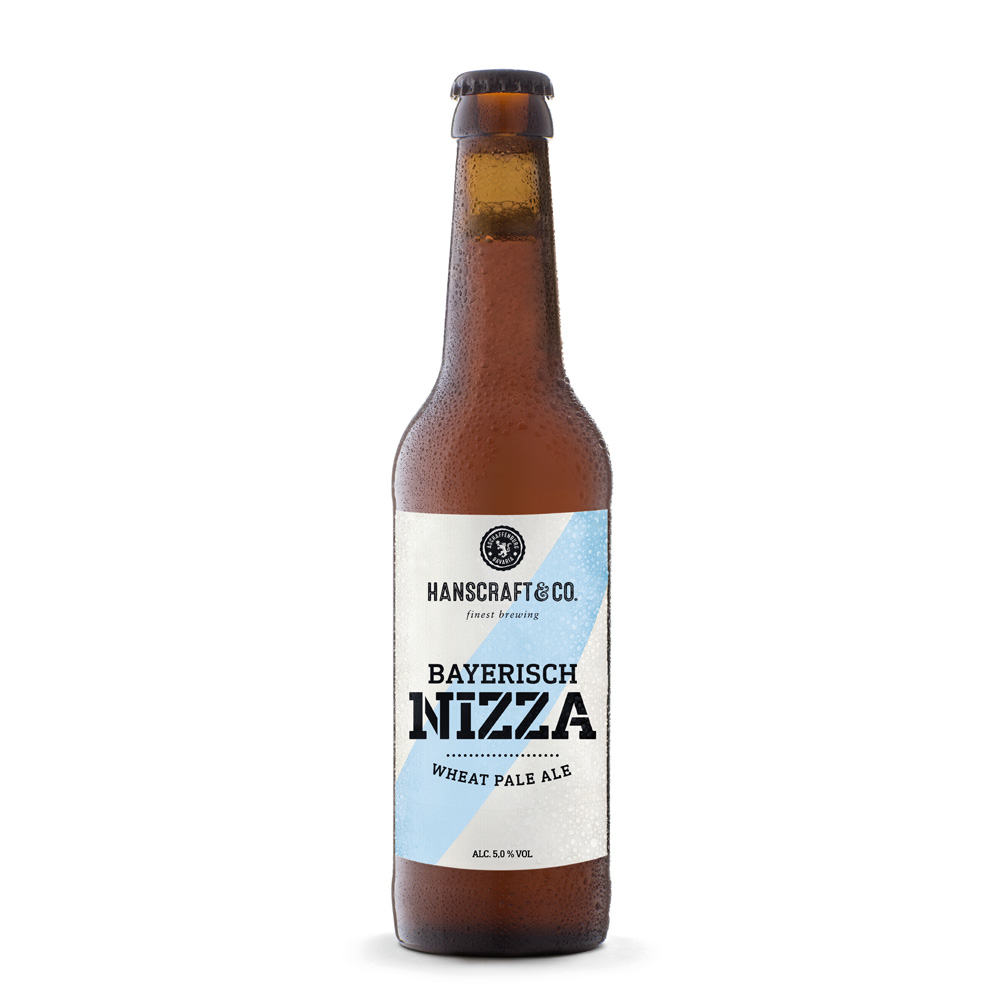 Bayerisch Nizza – Wheat Pale Ale
